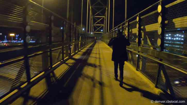 Family Argues Poor Lighting At Pedestrian Bridge Risks Safety