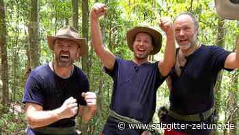 IBES: Dschungelcamp 2020: Flüchten jetzt alle vor Danni Büchner?