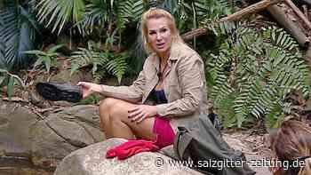 News-Blog: Dschungelcamp-Blog: Wendler-Ex Claudia Norberg ist raus