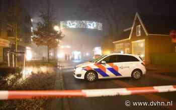 Straat in Emmen afgezet na gaslek in leegstaande woning