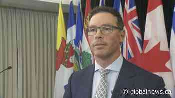 Justice minister denies reports Alberta will stop providing facial tissues in courtrooms