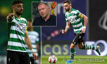 Paul Scholes urges Man United to meet fee for Bruno Fernandes after Burnley loss