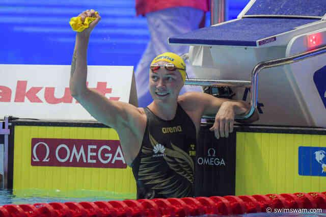 LEN Swimming Cup:Al Via Domani Con 100 Mila Euro Di Premi In Denaro