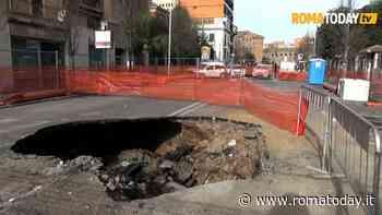 Roma Capitale anche delle voragini: solo nel 2019 cento casi registrati