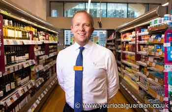 Simon Roberts appointed new CEO of Sainsbury's