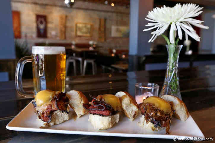 It's All About Pizza, BBQ & Sliders For Denver Diners