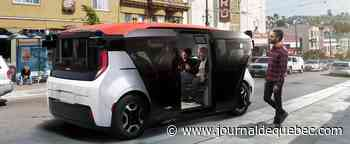 Cruise Origin, le nouveau véhicule autonome de GM