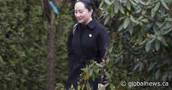 Lawyers for Huawei exec Meng Wanzhou to respond to Crown arguments today