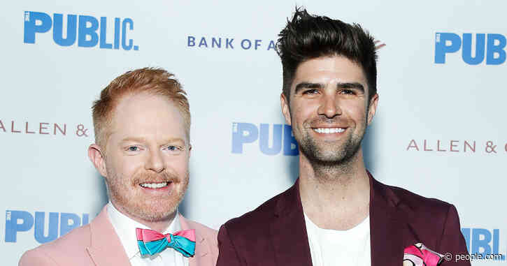 Modern Family Star Jesse Tyler Ferguson Expecting First Child with Husband Justin Mikita