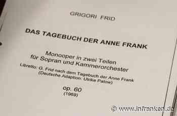 """""""Das Tagebuch der Anne Frank"""" in Coburg"""