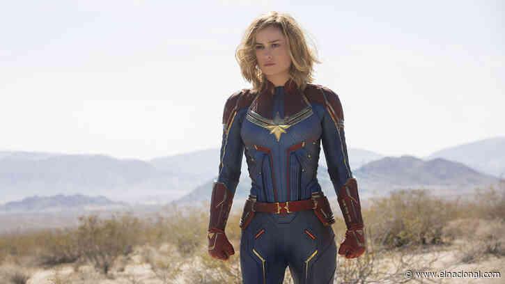 Captain Marvel 2 podría llegar a la gran pantalla en 2022