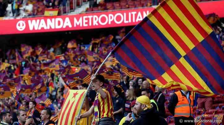 El Barcelona es el club con más seguidores en las redes