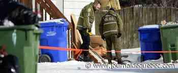 Meurtre à Lachute: deux hommes arrêtés