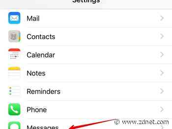 The almost-secret hidden iPhone switch that blocks spam text messages and notifications