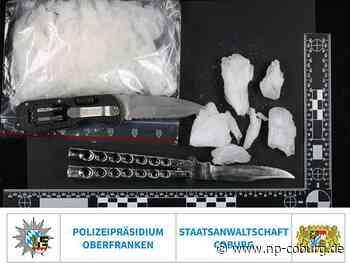 U-Haft: Polizei nimmt oberfränkischen Dealer auf B 173 fest