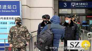 Lungenkrankheit: Coronavirus: China riegelt Wuhan und weitere Städte ab