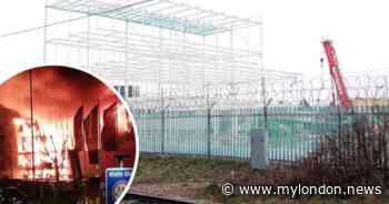 Shurgard rebuilding Croydon storage warehouse destroyed in devastating fire