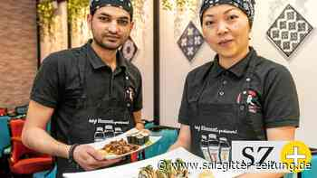 Neu: Sushi-Restaurant in der Wolfsburger City-Galerie