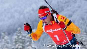 Biathlon-Weltcup: Nawrath Vierter in Pokljuka - Bö siegt nach Pause