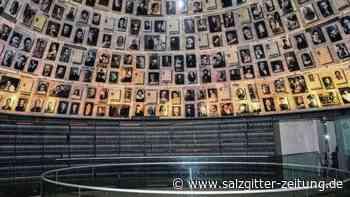 """Historische Rede: """"Es ist dasselbe Böse"""" - Steinmeiers Mahnung in Yad Vashem"""
