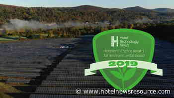 Hotel Technology News Announces the Winners of Its Choice Awards for Environmental Good