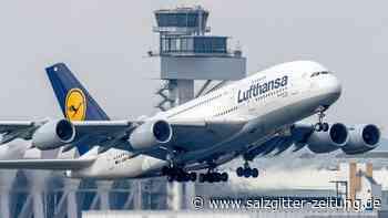 A380: Feueralarm: Lufthansa-Maschine muss über Atlantik umkehren