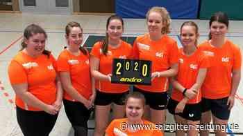 Groß Ilsederinnen erreichen das Tischtennis-Landesfinale