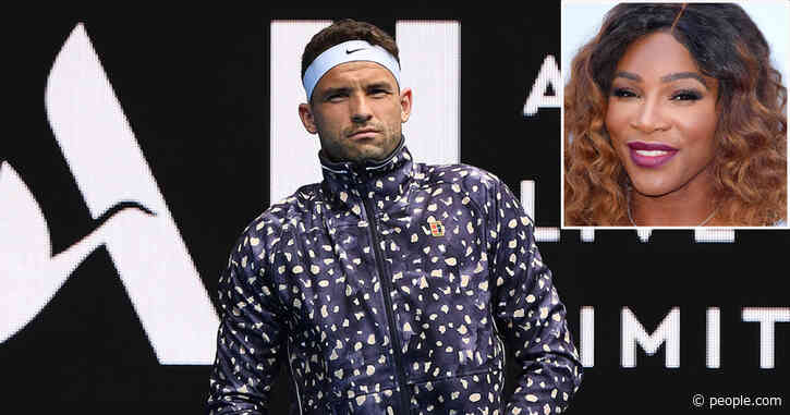 Serena Williams Teases Bulgarian Tennis Player Grigor Dimitrov Over Tracksuit: 'Is That Mine?'