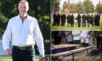 'Coffin Confessor' who gets paid to gatecrash funerals reveals the 'bizarre' turn his job has taken