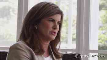 Rona Ambrose not running in Conservative leadership race