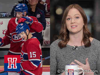 Team bonding moment for Canadiens tough guy Kotkaniemi | HI/O Show