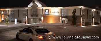 [EN IMAGES] Meurtre dans un hôtel de Sainte-Foy: la victime pourrait être une travailleuse du sexe