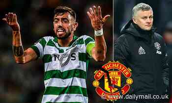 Manchester United's move for Bruno Fernandes OFF due to £68m valuation