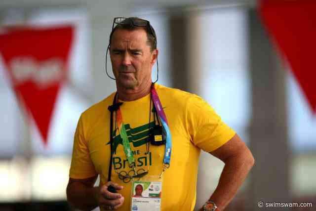 Swim Coach Scott Volkers Asks Court to Clear Latest Abuse Charges in Australia