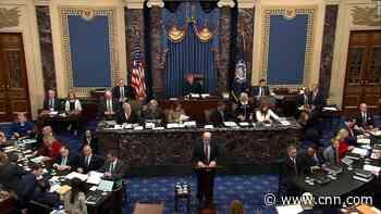 Trump's allies are lobbying GOP Senators to oppose witnesses