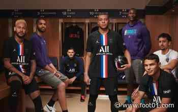 PSG : Un nouveau maillot en collaboration avec Jordan dévoilé