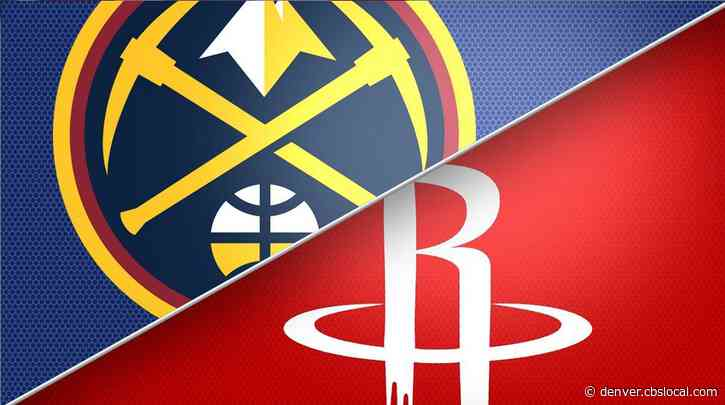 Nuggets Struggle With Key Players Injured, Lose Big To Rockets