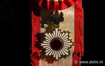 RUG-professor ontvangt onderscheiding in de Orde van de Rijzende Zon van de keizer van Japan