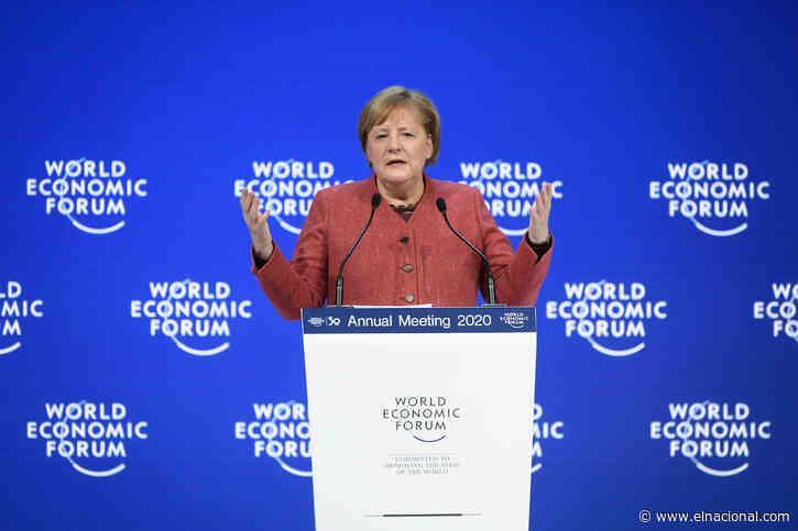 Merkel defendió autonomía de la UE en relaciones económicas con China