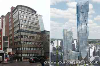 Plans to build Britain's tallest building in Croydon won't begin until AT LEAST 2021