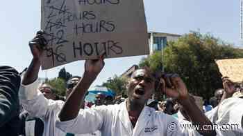 Billionaire pays striking doctors to return to work