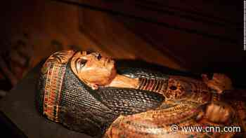 Scientists have revealed the voice of a 3,000-year-old Egyptian mummy