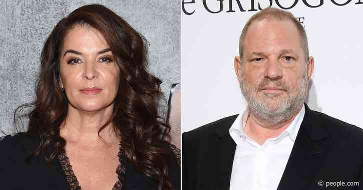 Annabella Sciorra Testifies That Harvey Weinstein Raped Her: 'It Was So Disgusting'