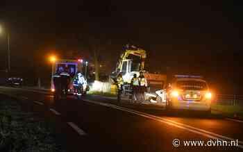 Vrouw (75) uit Veendam overlijdt bij ongeluk bij Kropswolde