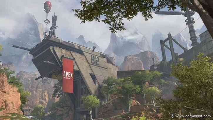 Apex Legends Kings Canyon Map Returns In Season 4: Assimilation