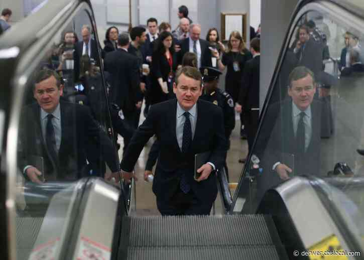 Impeachment Trial: Michael Bennet Takes Interruption From Campaigning In Stride