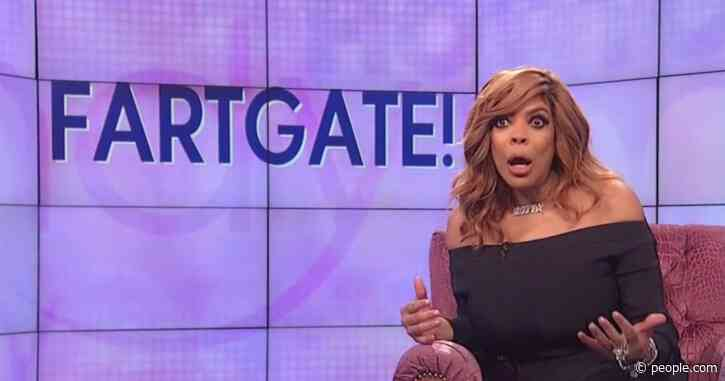 Wendy Williams Addresses 'FartGate' After Viral Video Appears to Show Her Pass Gas on Her Show