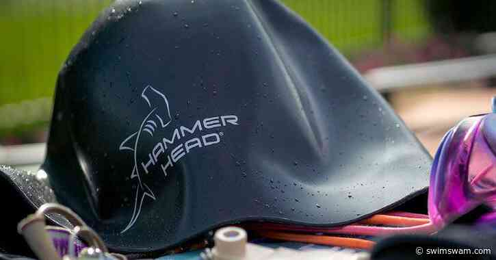 Hammer Head® Swim Cap, The FirstPro-ActiveDefense for Swimmers