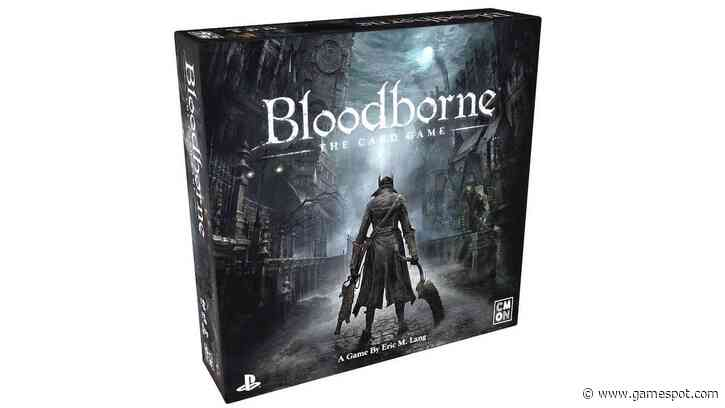 Bloodborne: The Card Game Is 50% Off At Amazon