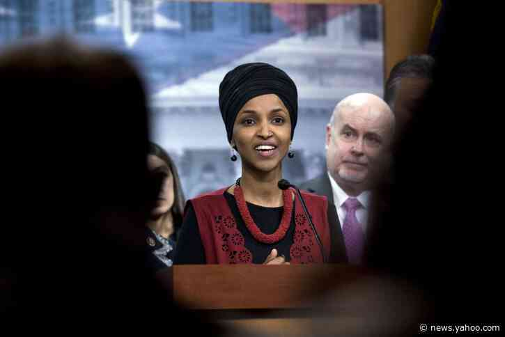 Rep. Ilhan Omar launches reelection bid with big advantages